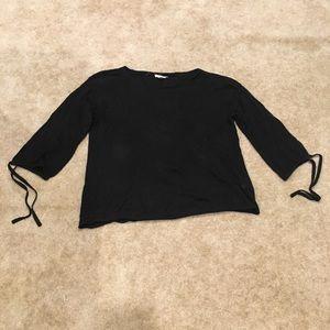 Eileen Fisher organic linen top!
